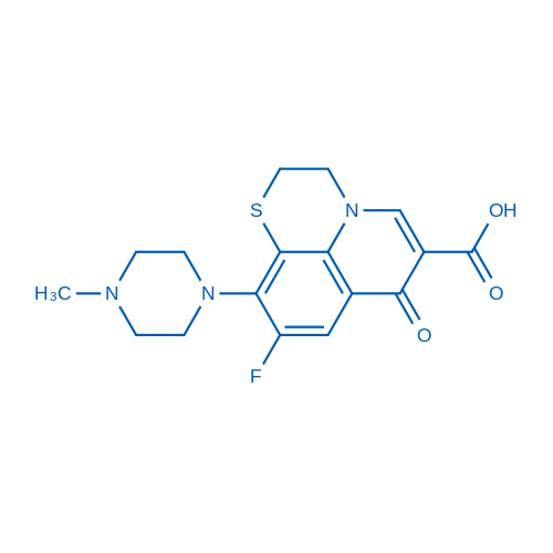 Rufloxacin