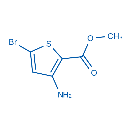 Methyl 3-amino-5-bromothiophene-2-carboxylate