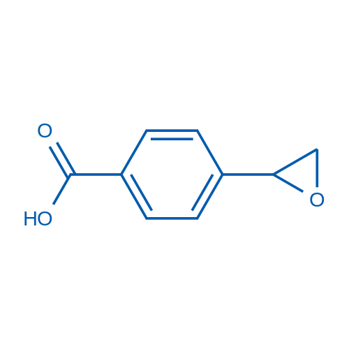 4-(Oxiran-2-yl)benzoic acid