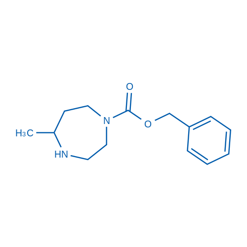 Benzyl 5-methyl-1,4-diazepane-1-carboxylate