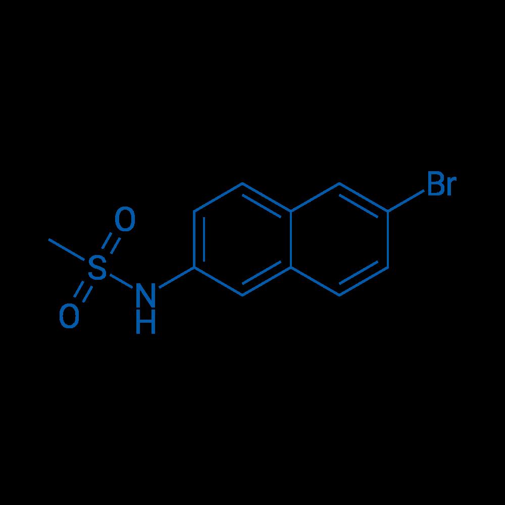 N-(6-Bromonaphthalen-2-yl)methanesulfonamide