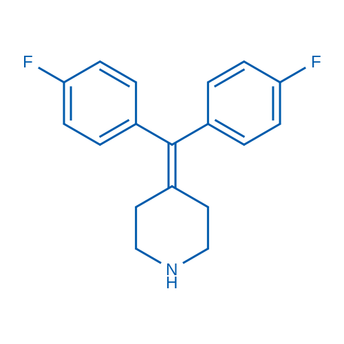 4-(Bis(4-fluorophenyl)methylene)piperidine