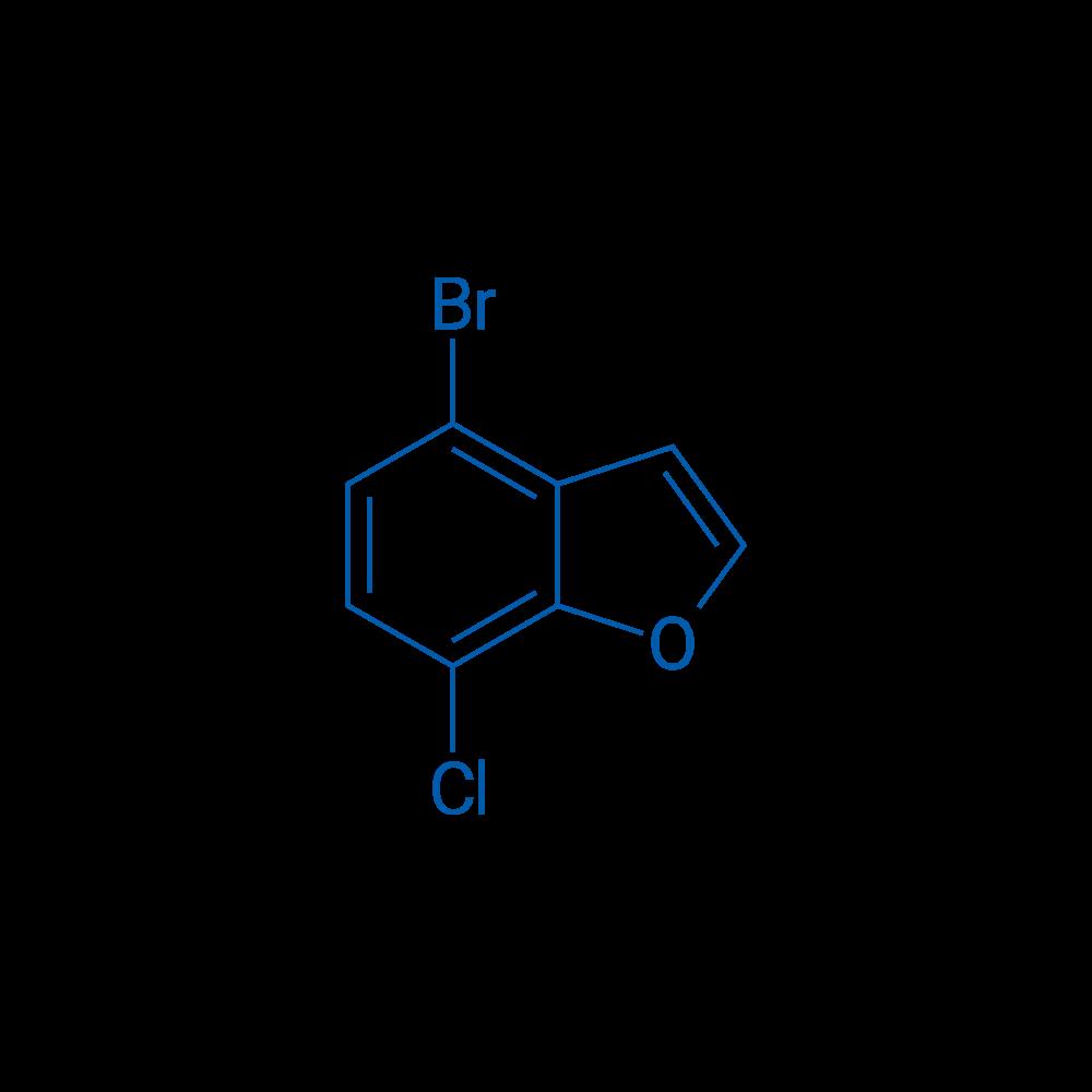 4-Bromo-7-chlorobenzofuran