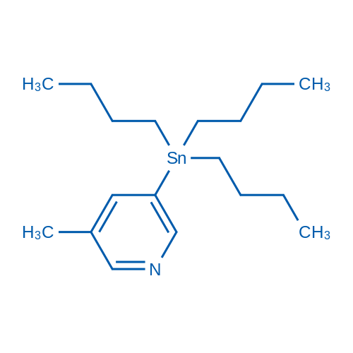 3-Methyl-5-(tributylstannyl)pyridine
