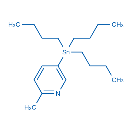 2-Methyl-5-(tributylstannyl)pyridine