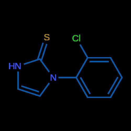 1-(2-Chlorophenyl)-1H-imidazole-2(3H)-thione