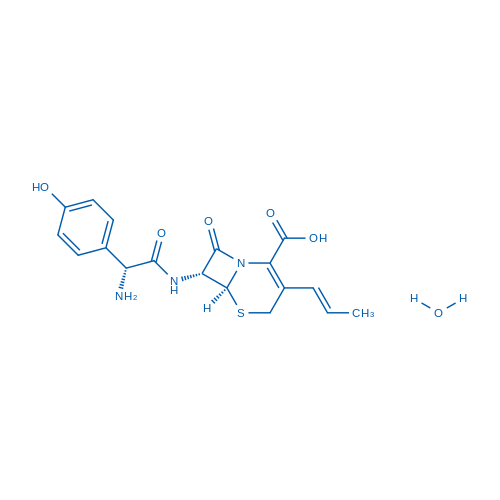 Cefprozil monohydrate