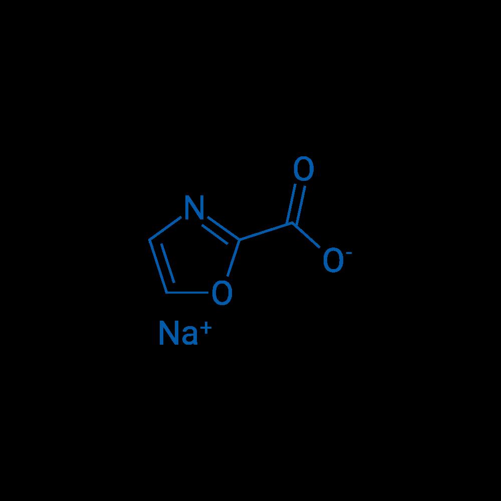 Sodium oxazole-2-carboxylate