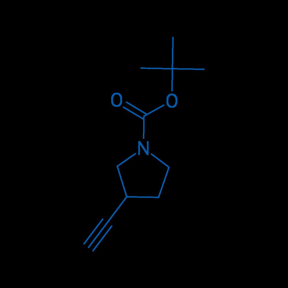 1-Boc-3-Ethynylpyrrolidine