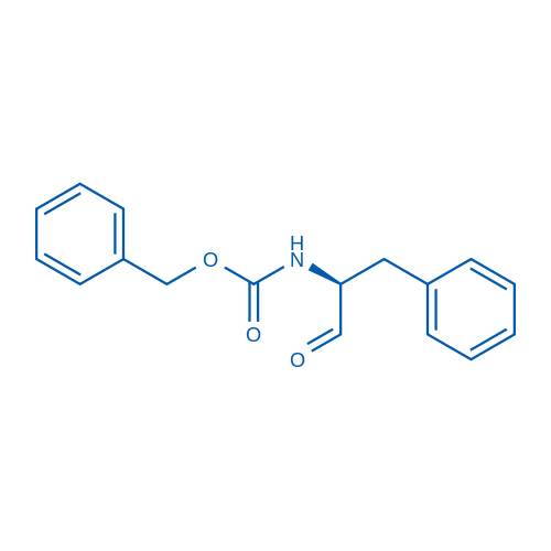 (S)-Benzyl (1-oxo-3-phenylpropan-2-yl)carbamate