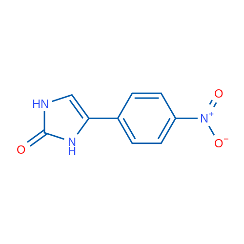 4-(4-Nitrophenyl)-1H-imidazol-2(3H)-one