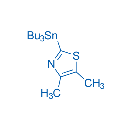 4,5-Dimethyl-2-(tributylstannyl)thiazole
