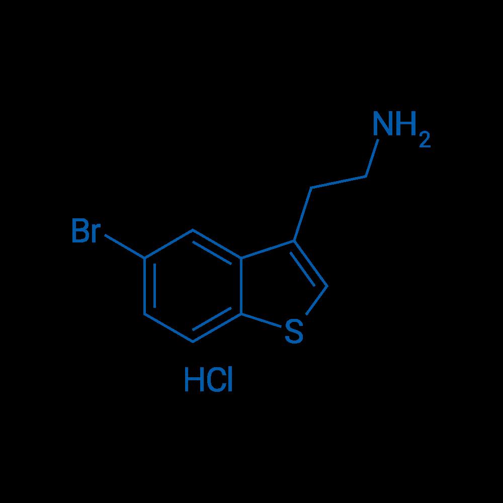 2-(5-Bromobenzo[b]thiophen-3-yl)ethanamine hydrochloride