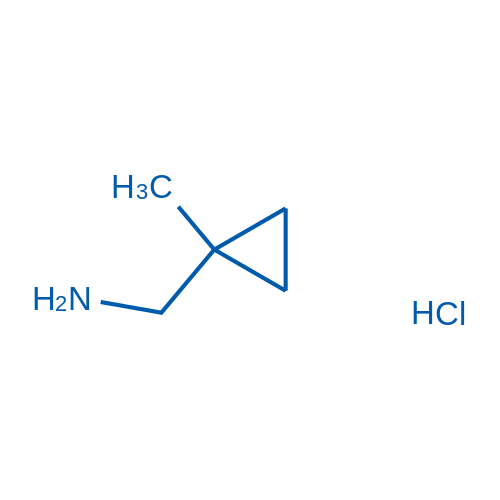 (1-Methylcyclopropyl)methanamine hydrochloride