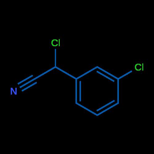 2-Chloro-2-(3-chlorophenyl)acetonitrile