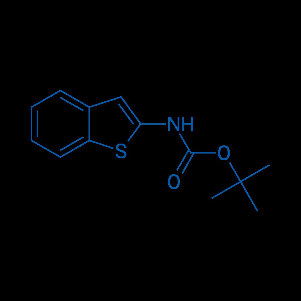 tert-Butyl benzo[b]thiophen-2-ylcarbamate