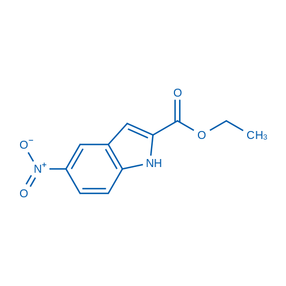Ethyl 5-nitro-1H-indole-2-carboxylate