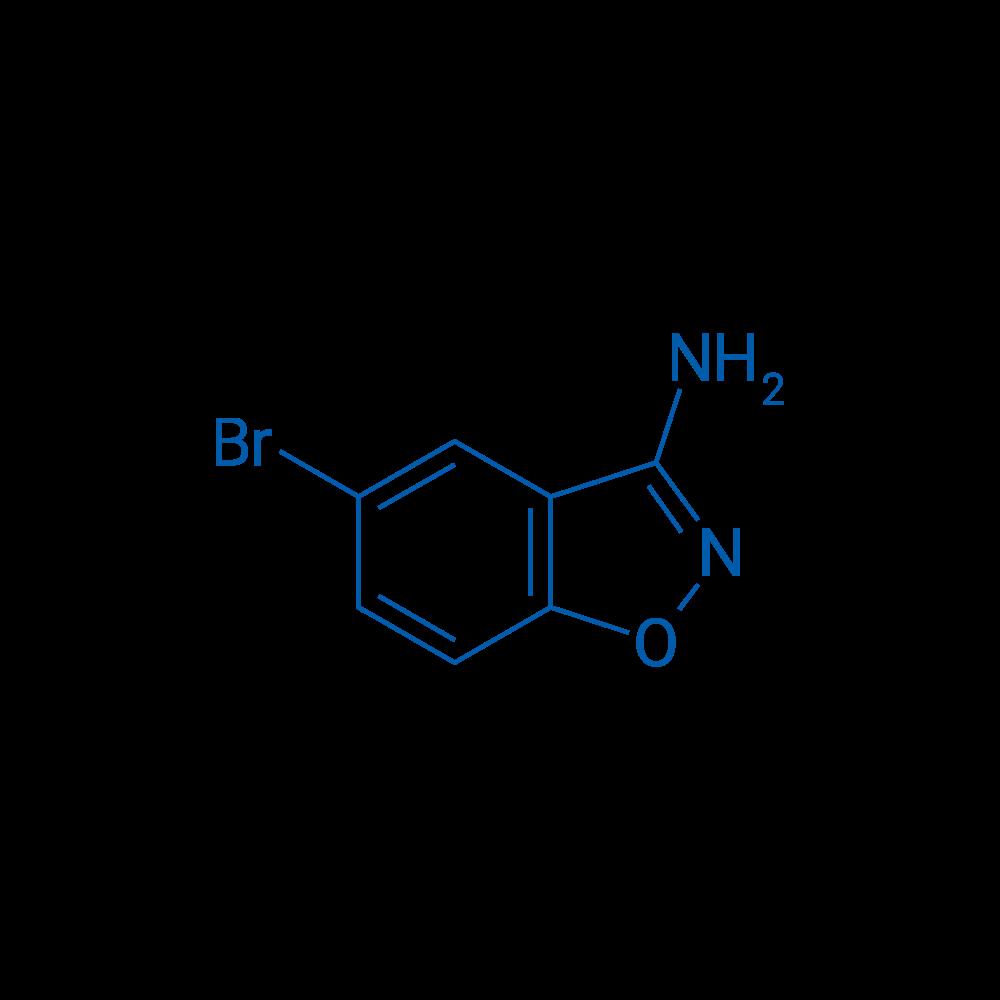 5-Bromobenzo[d]isoxazol-3-ylamine