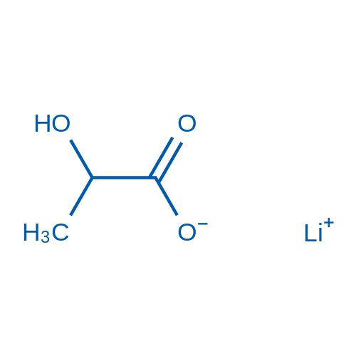 Lithium 2-hydroxypropanoate