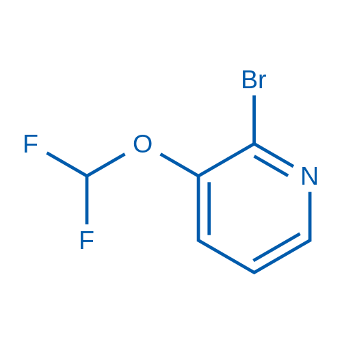 2-Bromo-3-(difluoromethoxy)pyridine