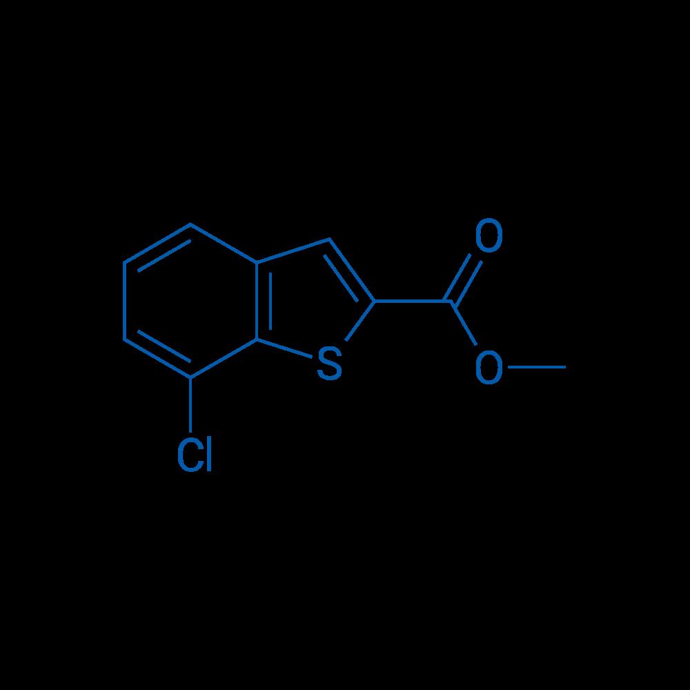 Methyl 7-chlorobenzo[b]thiophene-2-carboxylate