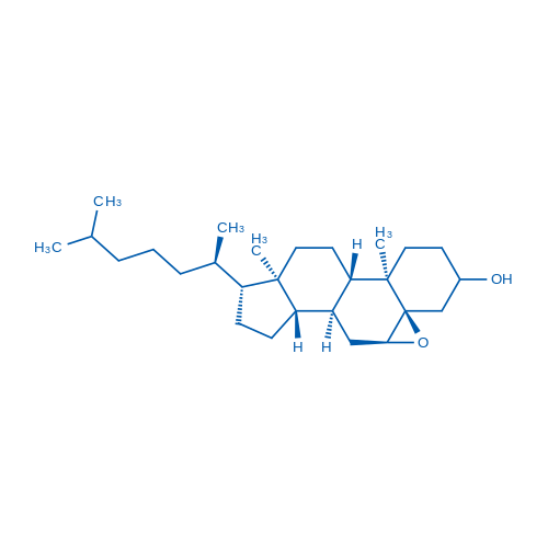 (4aR,5aS,6aS,6bS,9R,9aR,11aS,11bR)-9a,11b-dimethyl-9-((R)-6-methylheptan-2-yl)hexadecahydrocyclopenta[1,2]phenanthro[8a,9-b]oxiren-3-ol