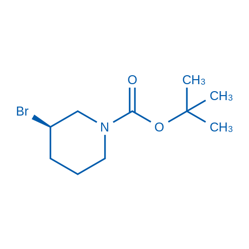 (R)-tert-Butyl 3-bromopiperidine-1-carboxylate