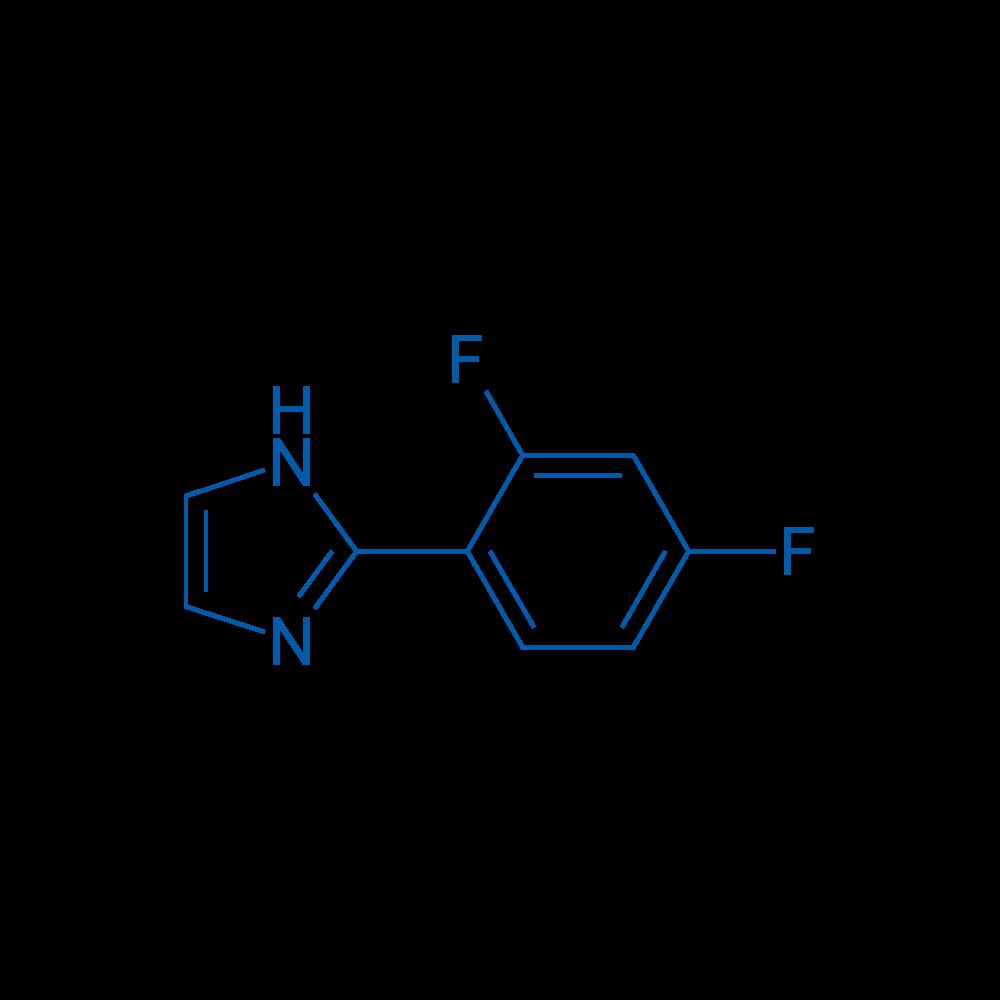 2-(2,4-Difluorophenyl)-1H-imidazole