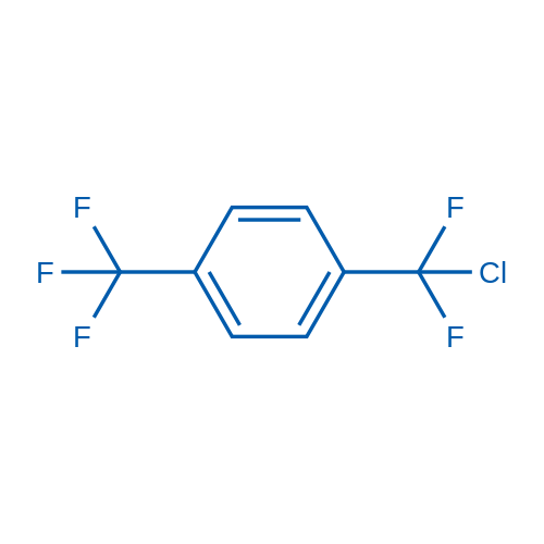 1-(Chlorodifluoromethyl)-4-(trifluoromethyl)benzene