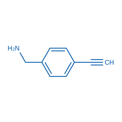 (4-Ethynylphenyl)methanamine
