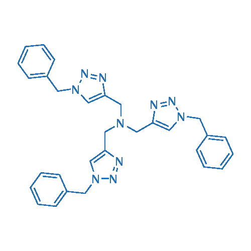 Tris((1-benzyl-1H-1,2,3-triazol-4-yl)methyl)amine
