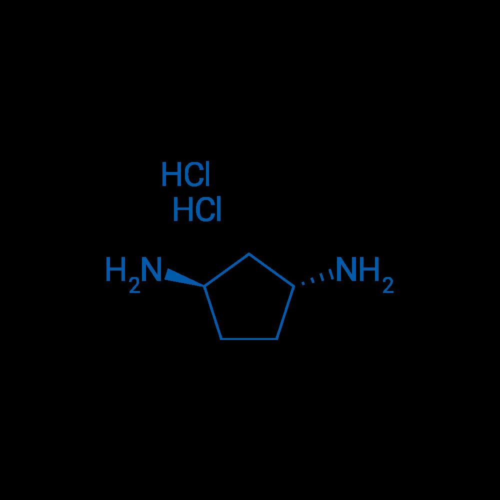 trans-Cyclopentane-1,3-diamine dihydrochloride
