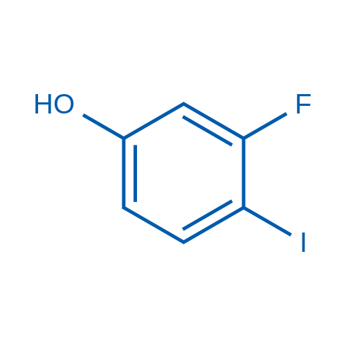 3-Fluoro-4-iodophenol