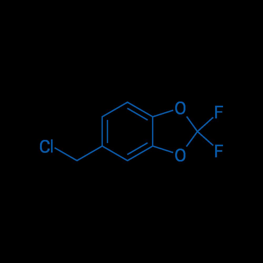 5-(Chloromethyl)-2,2-difluorobenzo[d][1,3]dioxole