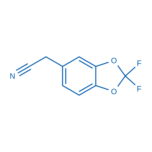 2-(2,2-Difluorobenzo[d][1,3]dioxol-5-yl)acetonitrile