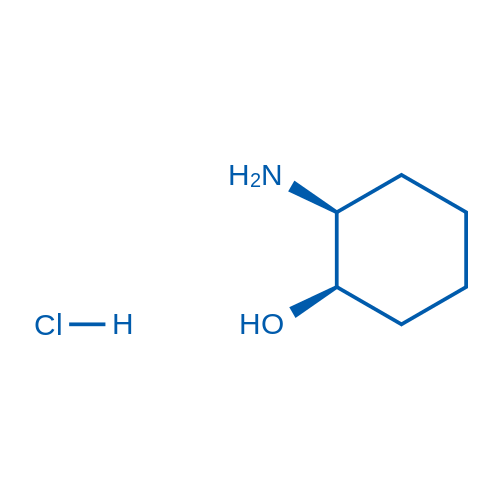 cis-2-Aminocyclohexanol hydrochloride