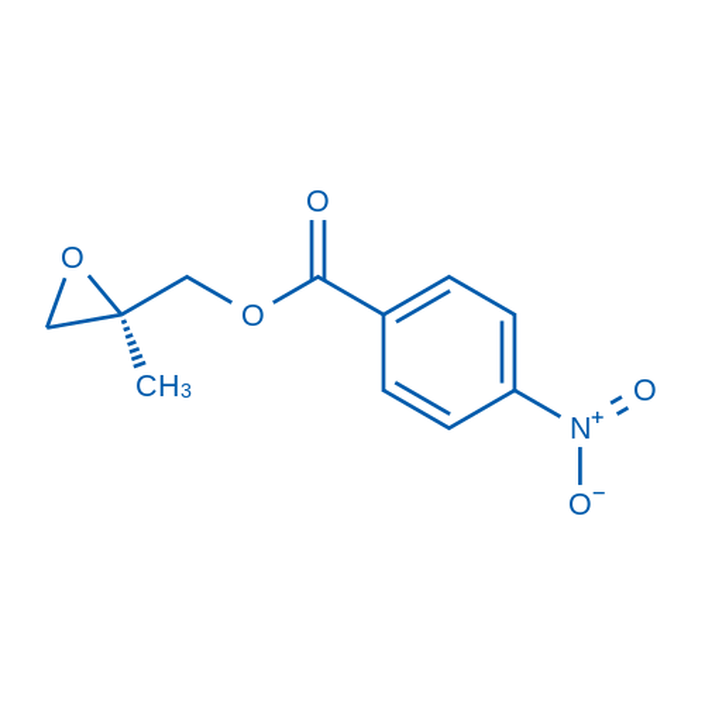 (R)-(2-Methyloxiran-2-yl)methyl 4-nitrobenzoate
