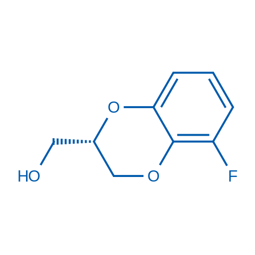 (S)-(5-Fluoro-2,3-dihydrobenzo[b][1,4]dioxin-2-yl)methanol