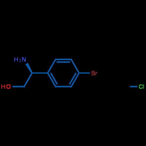 (S)-2-Amino-2-(4-bromophenyl)ethanol hydrochloride