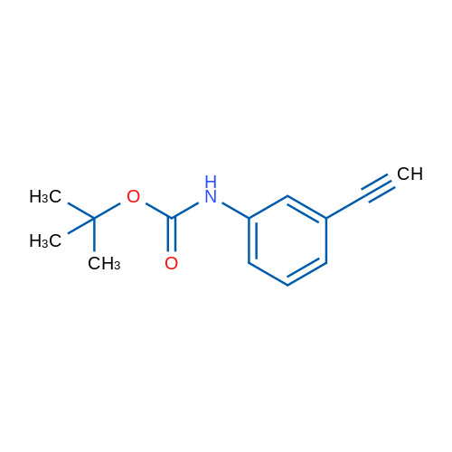 tert-Butyl (3-ethynylphenyl)carbamate