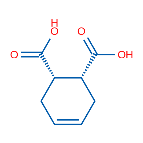 (1R,2S)-rel-Cyclohex-4-ene-1,2-dicarboxylic acid