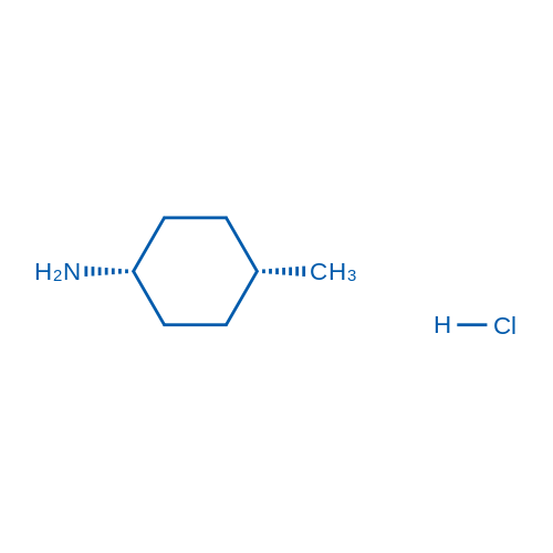 cis-4-Methylcyclohexanamine hydrochloride