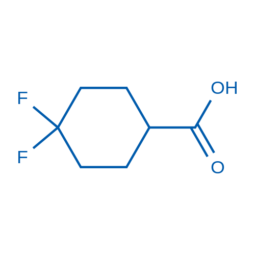4,4-Difluorocyclohexanecarboxylic acid
