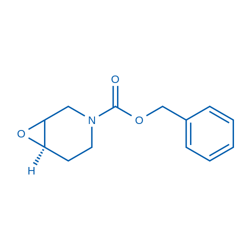 (6R)-Benzyl 7-oxa-3-azabicyclo[4.1.0]heptane-3-carboxylate