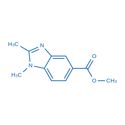 Methyl 1,2-dimethyl-1H-benzo[d]imidazole-5-carboxylate