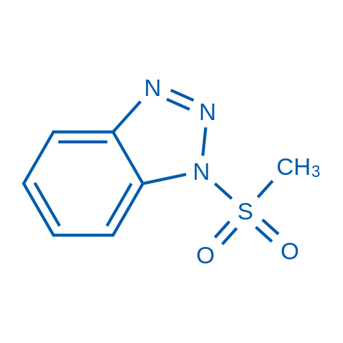 1-(Methylsulfonyl)-1H-benzo[d][1,2,3]triazole