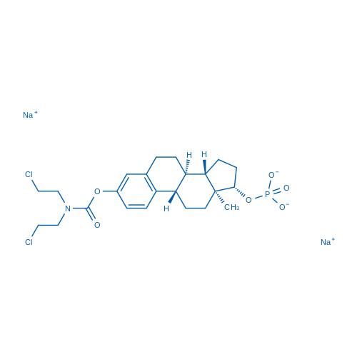 Estramustine phosphate sodium