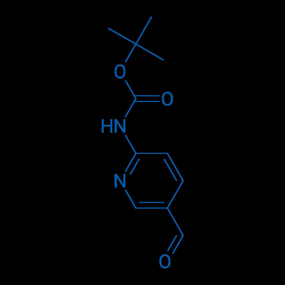 tert-Butyl (5-formylpyridin-2-yl)carbamate