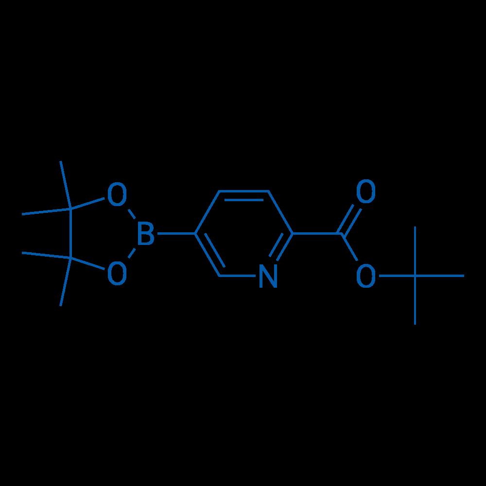 tert-Butyl 5-(4,4,5,5-tetramethyl-1,3,2-dioxaborolan-2-yl)picolinate