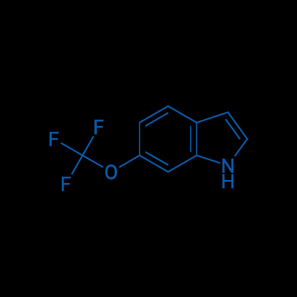 6-(Trifluoromethoxy)-1H-indole